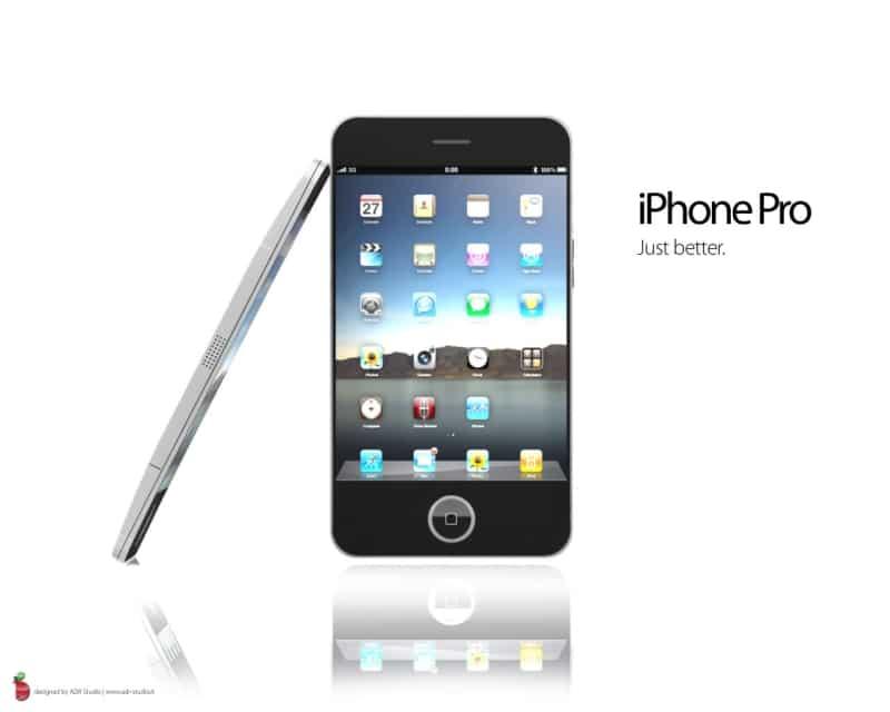 10 Stunning IPhone 5 Concept Designs