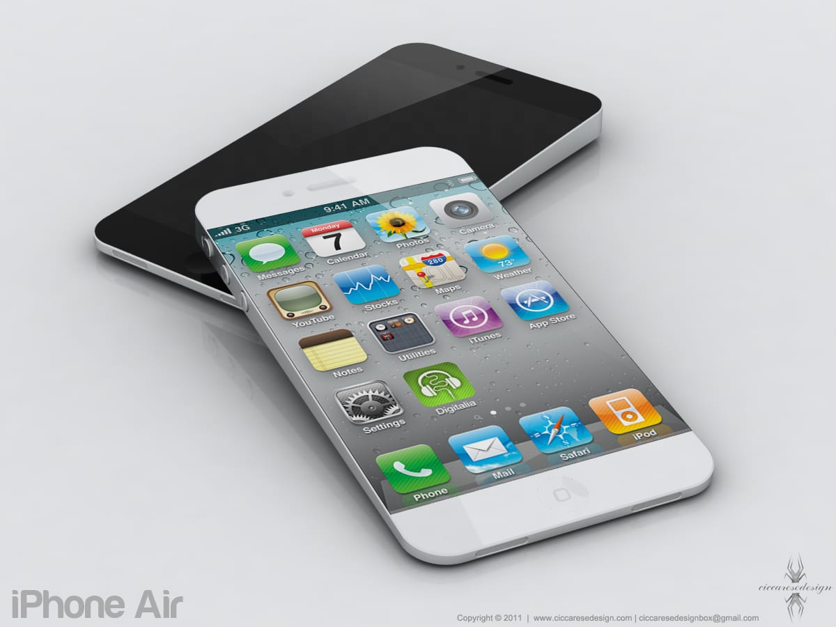 iPhone 5 Air
