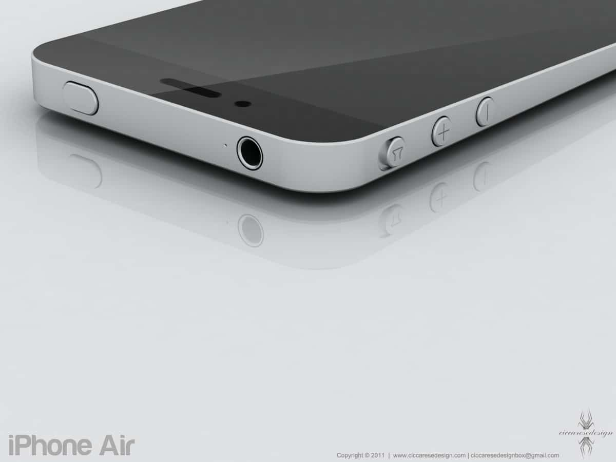 iPhone 5 Mac Air 1