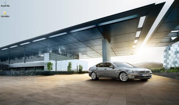 BMW-5-Series-Theme