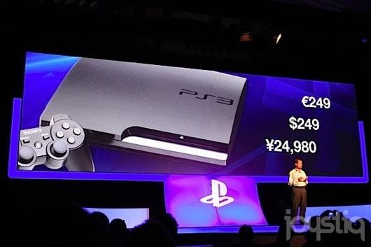 PS3 Price Drop