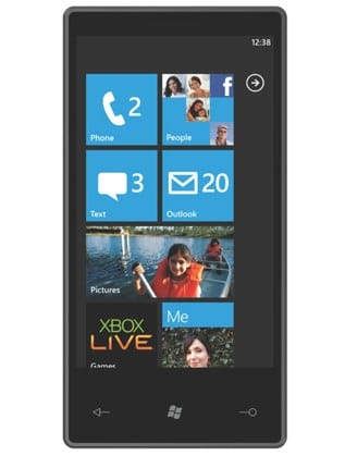 Windows Phone 7 UI