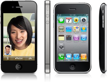 iPhone 3GS and iPhone 4