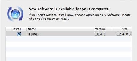 iTunes-10.4.1