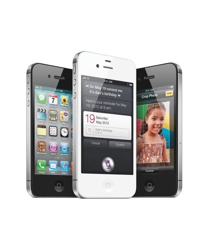 iPhone 4S info