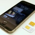 iphone 4s sim unlock