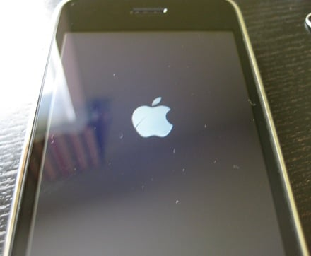 iphone 4 stuck on apple logo how to unbrick and repair an iphone or ipod touch 19293