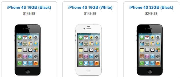 iphone 4s cost iphone 4s price dropped to 149 iphone 4 to 74 on c spire 10912
