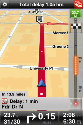 Alternatives turn-by-turn GPS apps for iPhone 4, iPad 2 or