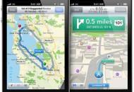 turn-by-turn iOS 6 Maps