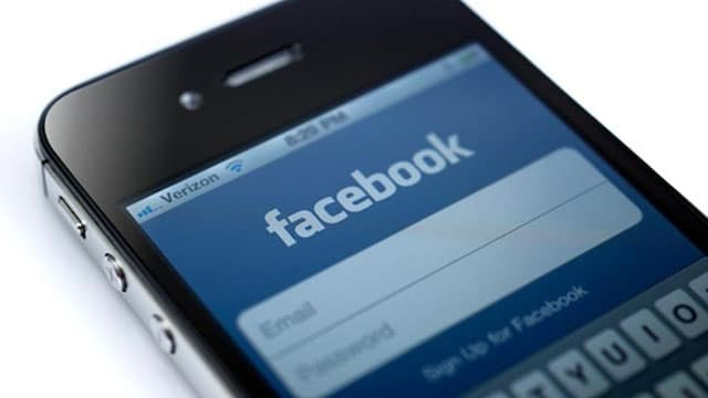 Facebook-iPhone-app