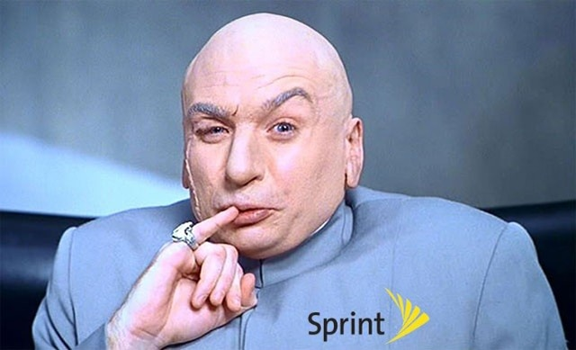 Sprint evil