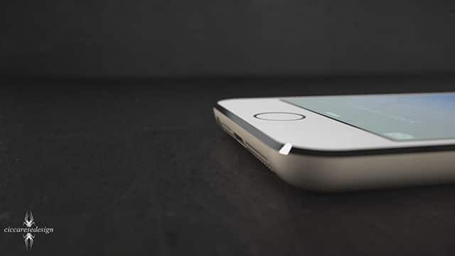 iPhone Air edges