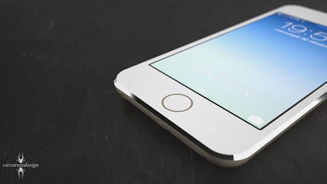 iPhone Air lockscreen