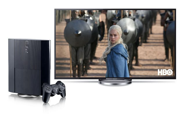 HBO GO PS3