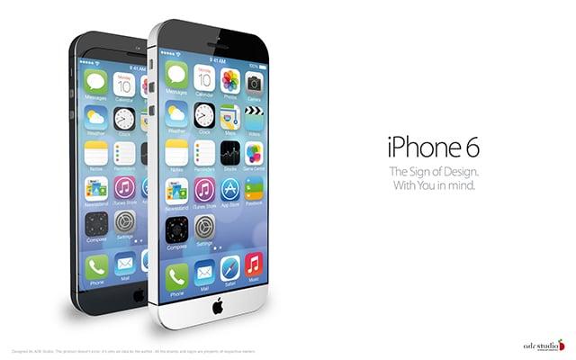 Bigger iPhone 6