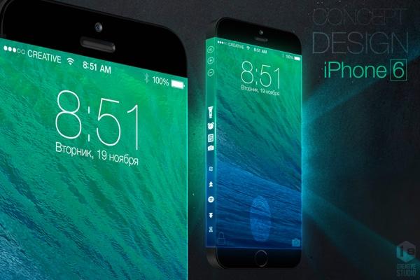 wrap around iPhone 6