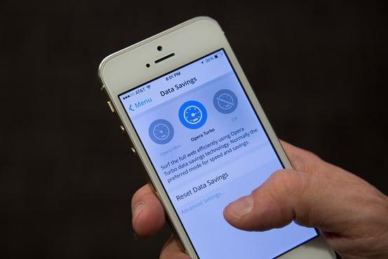 Opera Mini 8 iPhone