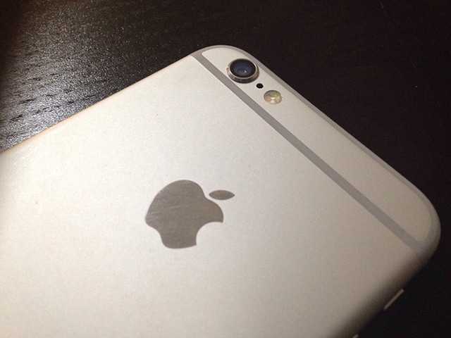iPhone 6 protruding camera