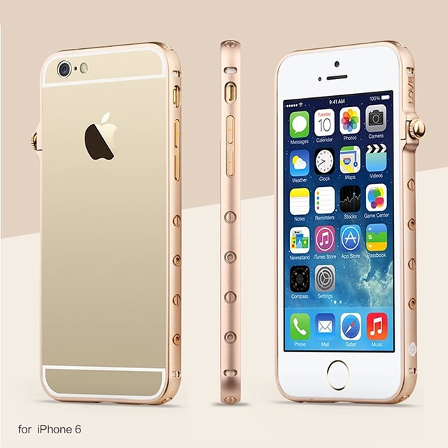 Case Design are silicone phone cases good : iPhone 6 Case A7 TOTU Cartier Series SHELL iPhone 6 Case