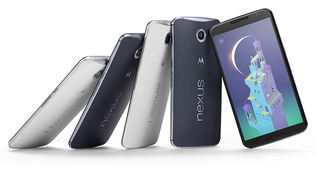 Nexus 6 Android L