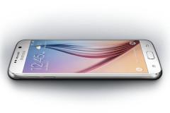 Samsung Galaxy S6 sideshot