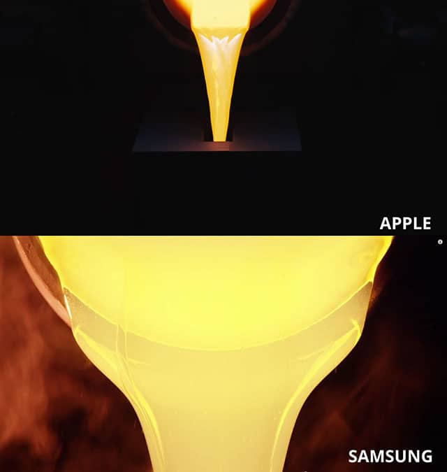Galaxy S6 edge commercial copy