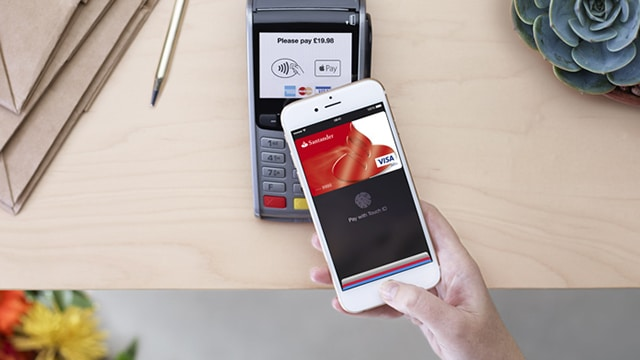 Apple Pay store