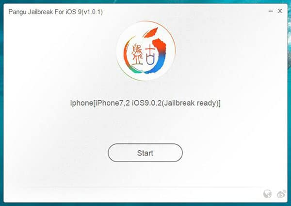 PanGu Jailbreak Tool iOS 9