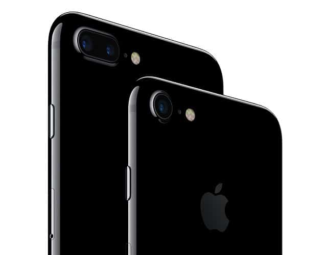 iPhone 7 and iPhone 7 Plus announced: water-resistant, eliminates 16GB, new Home button
