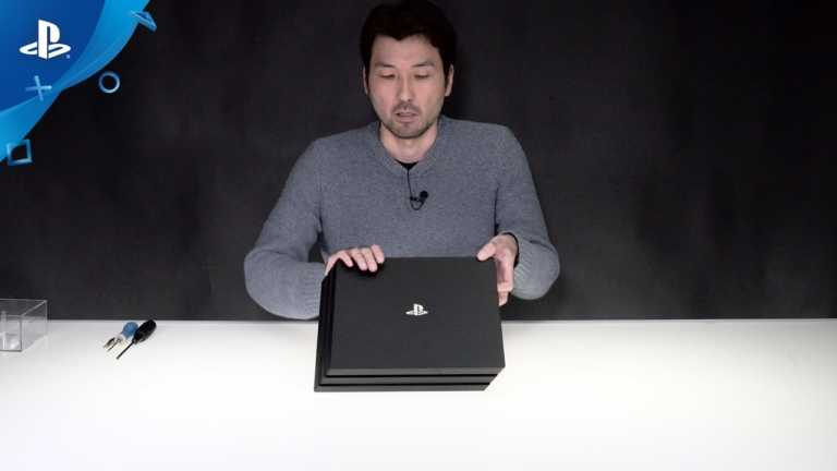 Sony's engineer tears down the new PlayStation 4 Pro (video)