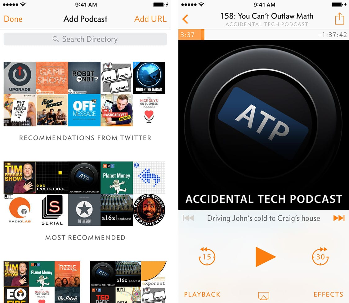best podcast app iphone top 10 podcast apps for iphone 13644
