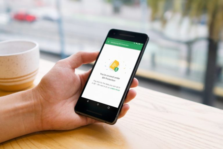 Google cell carrier – Project Fi – finally get unlimited data plan