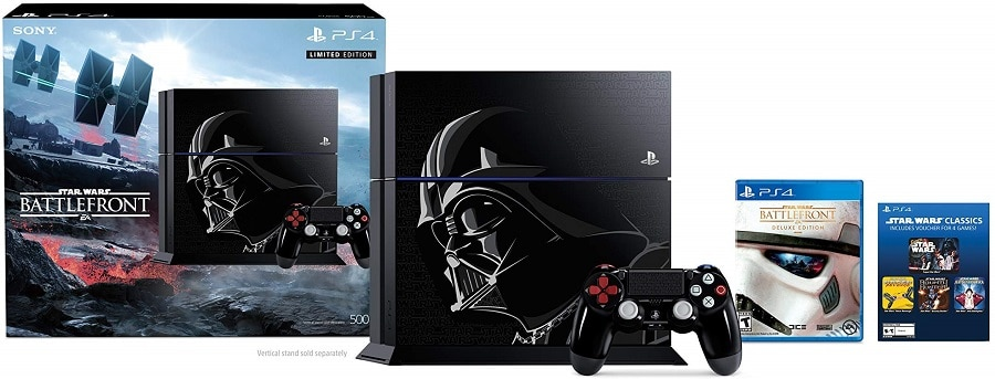 PS4 Star Wars Battlefront Limited Edition Bundle