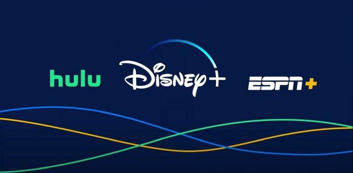 Verizon Disney+ Hulu ESPN+ Free