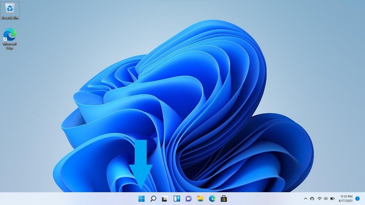 Windows 11 Start Button